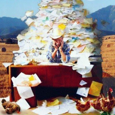 Risultati immagini per burocrazia agricola