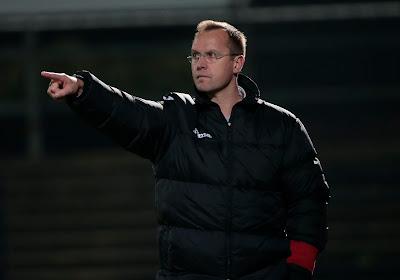 """Nieuwe coach Waasland-Beveren: """"Mijn speelstijl? Winnen!"""""""