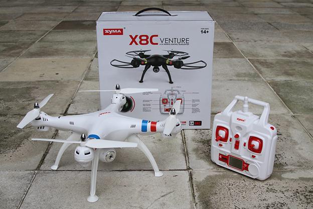 Hinh anh: X8C hien la chiec Flycam cap do choi rat duoc ua chuong