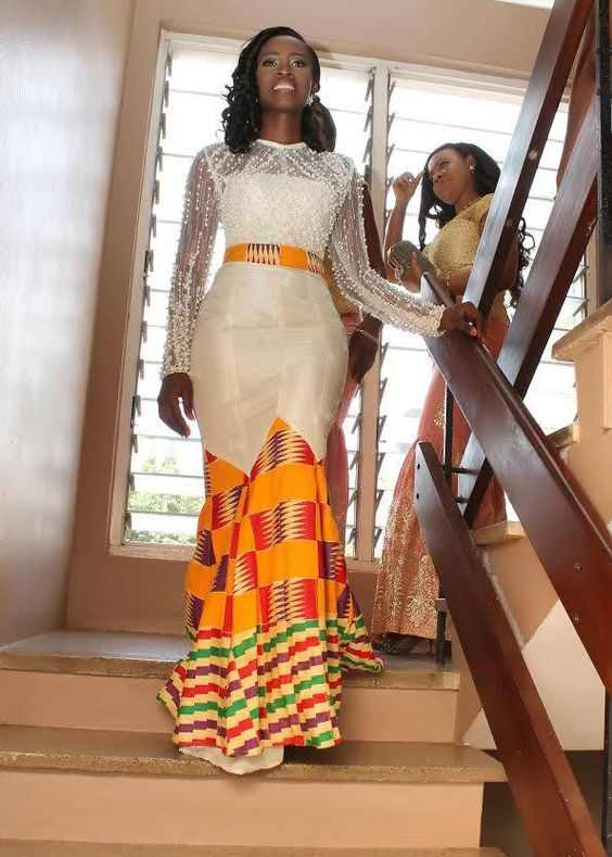 Traditional Ghanaian Dresses For 2017