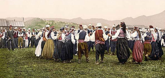 danzas hungaras