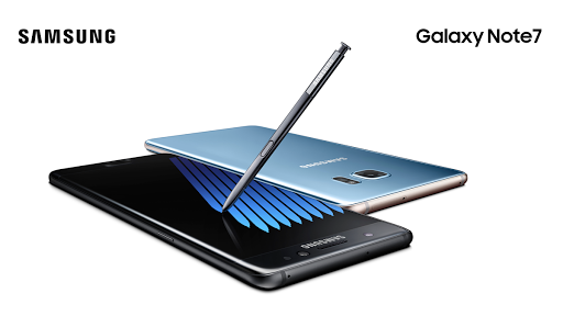 Samsung Galaxy Note 7 will be available in Nigeria on September 2nd 2