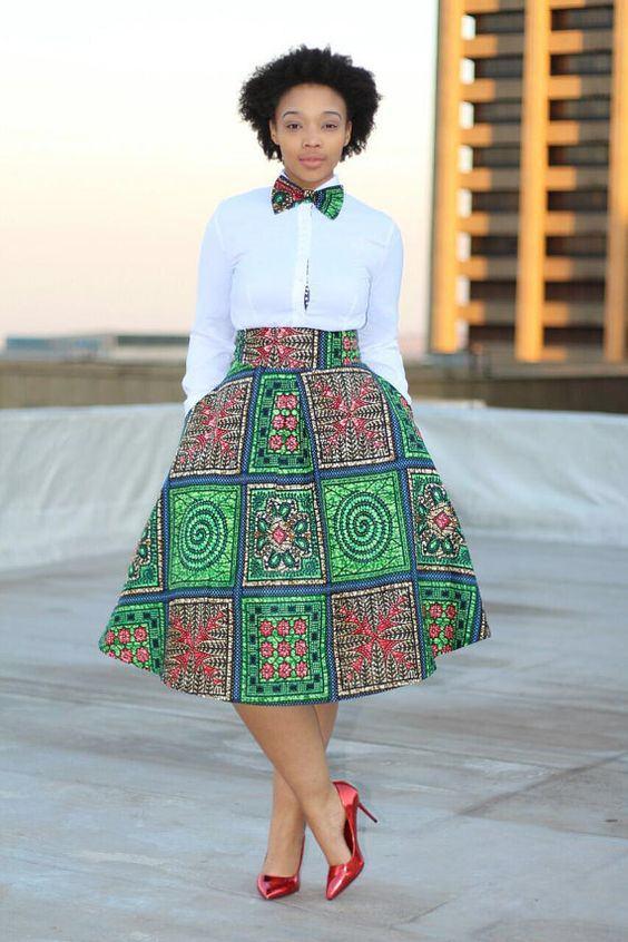 Latest Nigerian Chitenge Outfits 2020