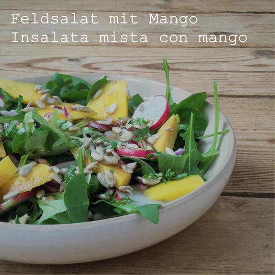 MangoFeldsalat
