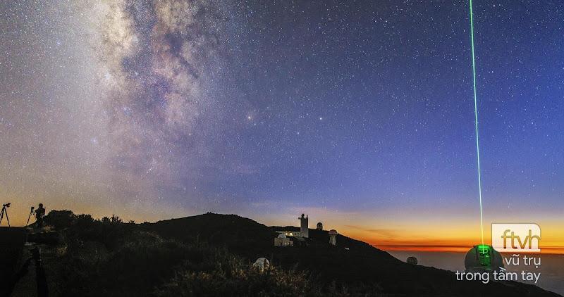 Ảnh đẹp thiên văn trong tuần từ 12/03 đến 18/03/2018