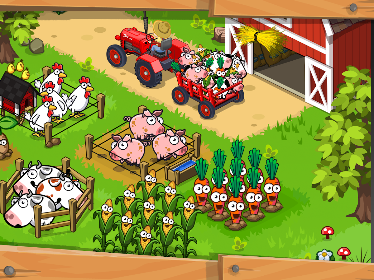 Farm Away! - Idle Farming Game- screenshot