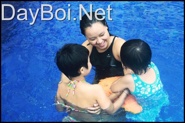 Dạy bơi tại tp Hồ Chí Minh - kèm riêng chất lượng cao (có hình ảnh thực tế học viên)! - 3