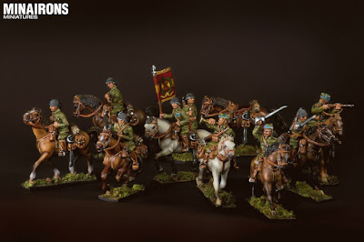 Nationalist Cavalry I