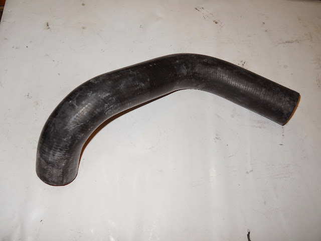 # RHL-1  Lower Radiator Hose  1953-1954-1955-1956 .. 19.00 each
