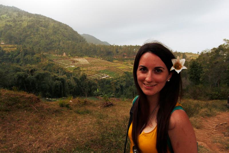 Valle en Gedong Songo
