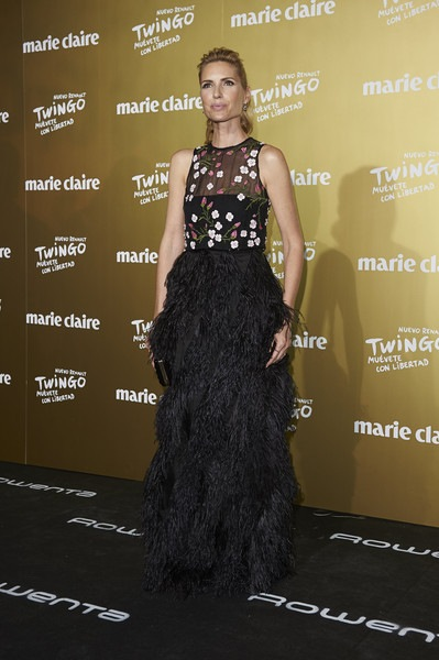 Judit Masco attends the Marie Claire Prix de la Moda 2015