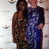 WWW.ENTSIMAGES.COM -    June Sarpong and Brita Fernandez Schmidt Executive director WFWIUK  at           Women for Women - gala at Banqueting House, Whitehall, London May 16th 2013                                            Photo Mobis Photos/OIC 0203 174 1069