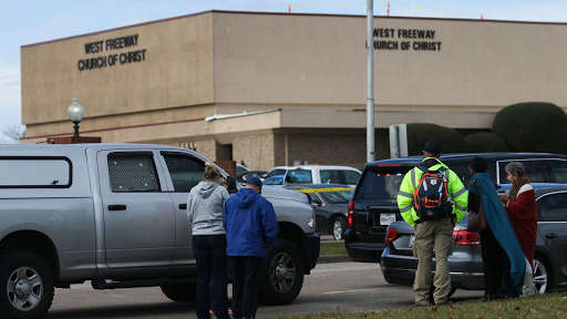 Security officer who killed White Settlement church shooter won't face charges