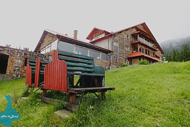 cabana muntele rosu