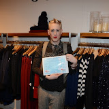 WWW.ENTSIMAGES.COM - Lewis-Duncan Weedon    at         Fashion with Oui Friends in Harpenden Hertfordshire November 21st 2013                                           Photo Mobis Photos/OIC 0203 174 1069