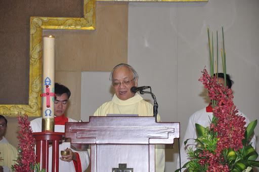 Hội đồng Mục vụ giáo xứ tuyên thệ nhiệm kỳ 2016 – 2020