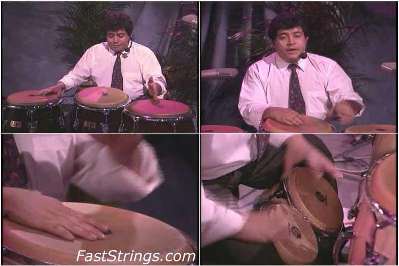 Giovanni Hidalgo - Conga Virtuoso