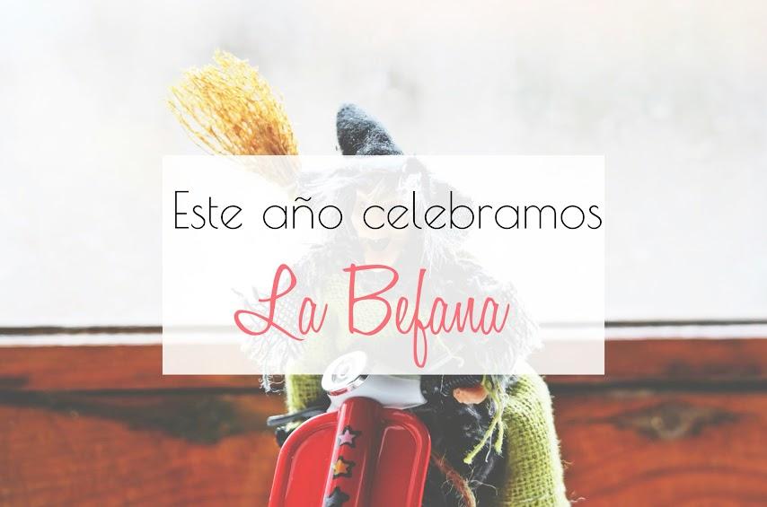 Celebración italiana de la Befana