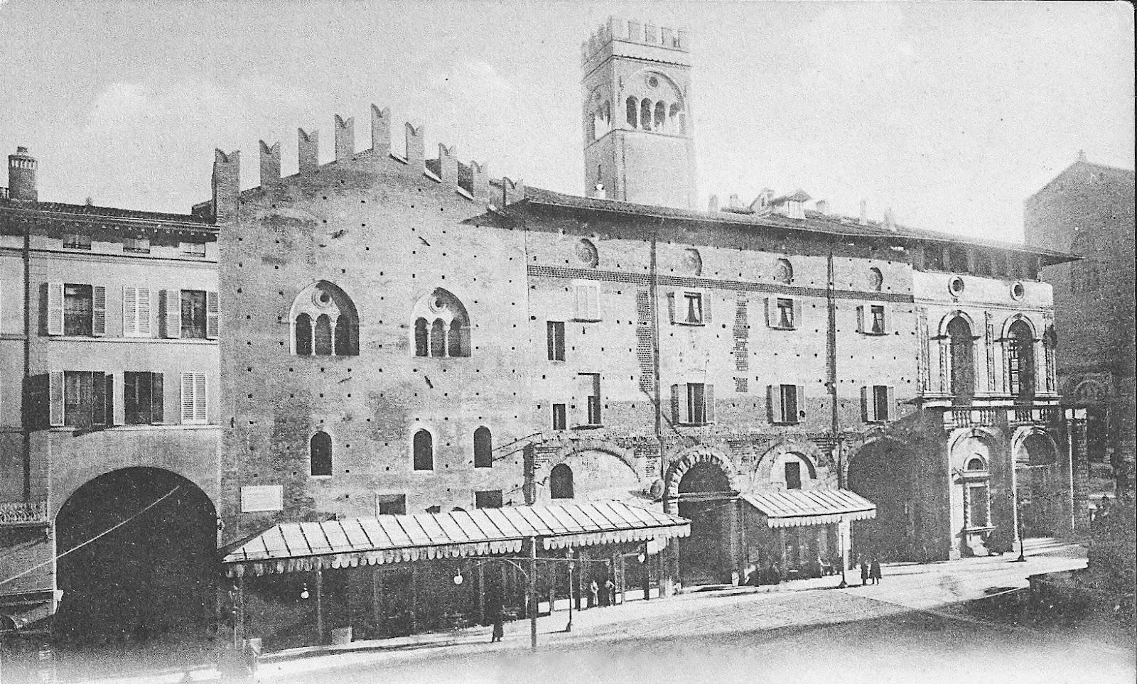 Palazzo del comune della ragione ora detto del - Piazza di porta saragozza bologna ...