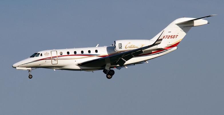 Obama administration grounds Trump's private Cessna jet