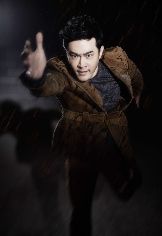 Victor Huang Weide China Actor