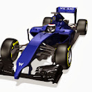 Williams FW36 front left view