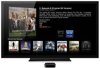 Apple podría cambiar la manera en la que vemos televisión