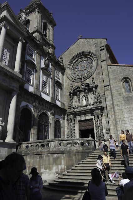 Iglesia y convento de San Francisco. Oporto