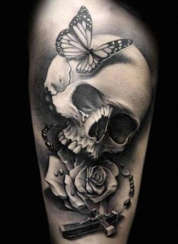 o_preto_e_o_cinza_coxa_tatuagens