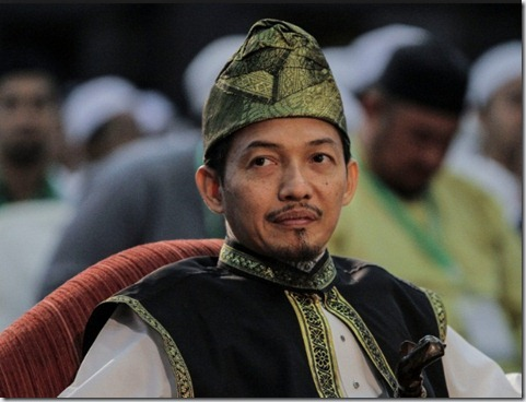 Tidak Perlu Campur Tangan Negara Asing Skandal 1MDB Nik Abduh