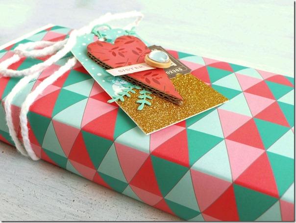 Crea una tag per un pacchetto regalo originale