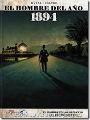 El hombre del año 07 #1894 - página 1