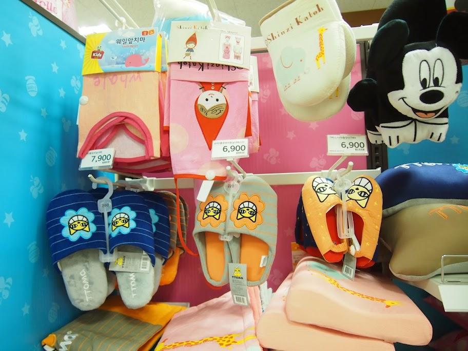 E-mart(Eマート)でお買い物【雑貨編】