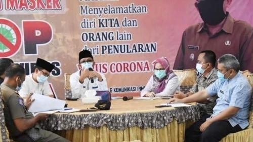 Pemko Padang Siap Kawal Pesantren Ramadan dari Covid-19