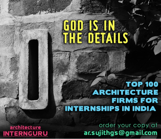 Architecture Firm Internship