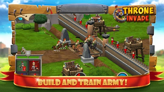 Rise Of Throne:Empire Defense Screenshot