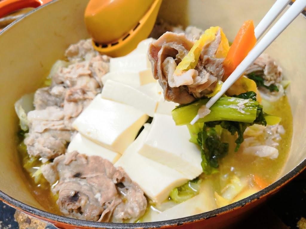 低 脂質 の 鍋 レシピ