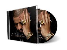 DJ Khaled %25E2%2580%2593 Kiss the Ring DJ Khaled – Kiss the Ring