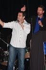Josh Lewin, Babe Laufenberg, Live Auction