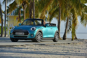 New Mini Convertible on the way