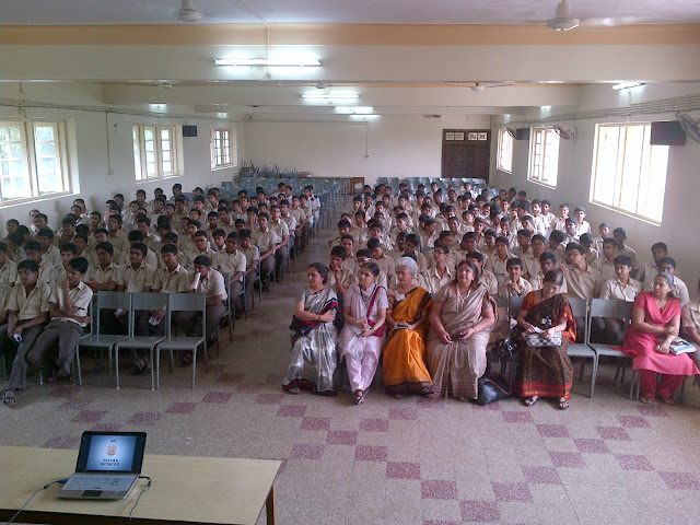 Vocational Guidance for 10th Standard Students of St. Xaviers High School, Vile Parle West, Mumbai - IMG-20120816-00126.jpg