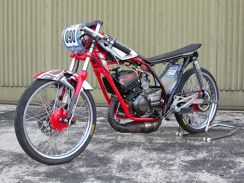 modif revo 100cc