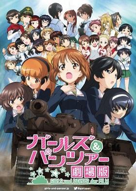 Girls & Panzer Movie - Cuộc Chiến Xe Tăng