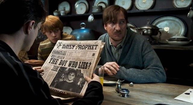 Quiz – Duvidamos que você saiba tudo sobre o jornal Profeta Diário de Harry Potter