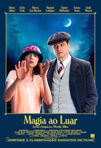 Magia ao Luar Poster