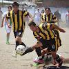 Villa Louta sorprendió de visita a Nueva Esperanza en la Copa