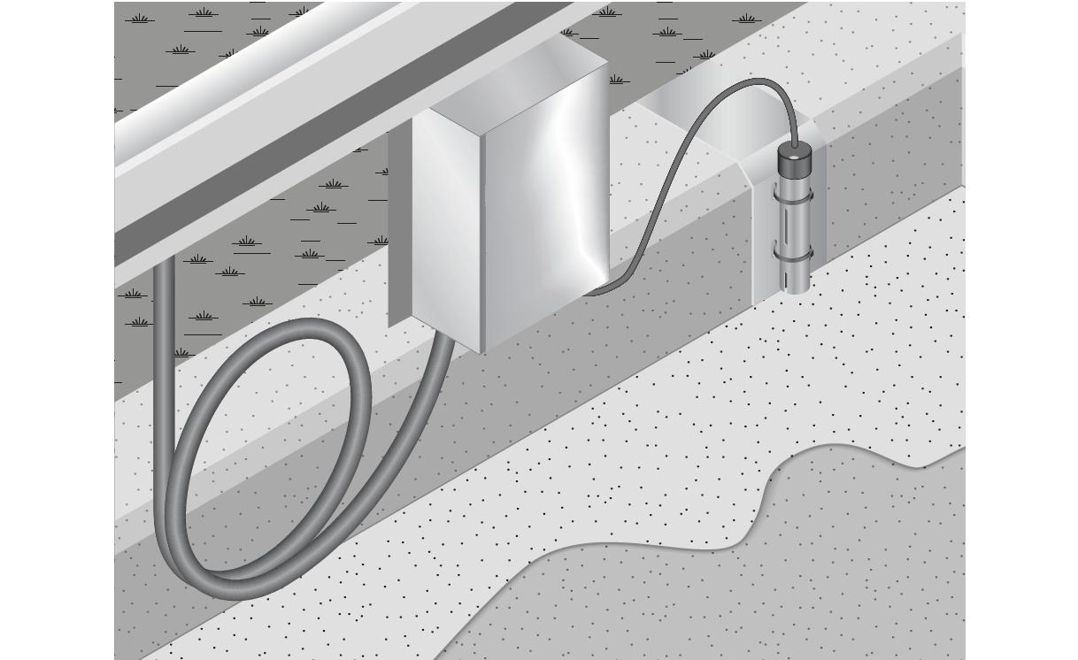Zabezpieczenie przed przepełnieniem dużego zbiornika paliwa jest zwykle zapewniane w dwóch punktach