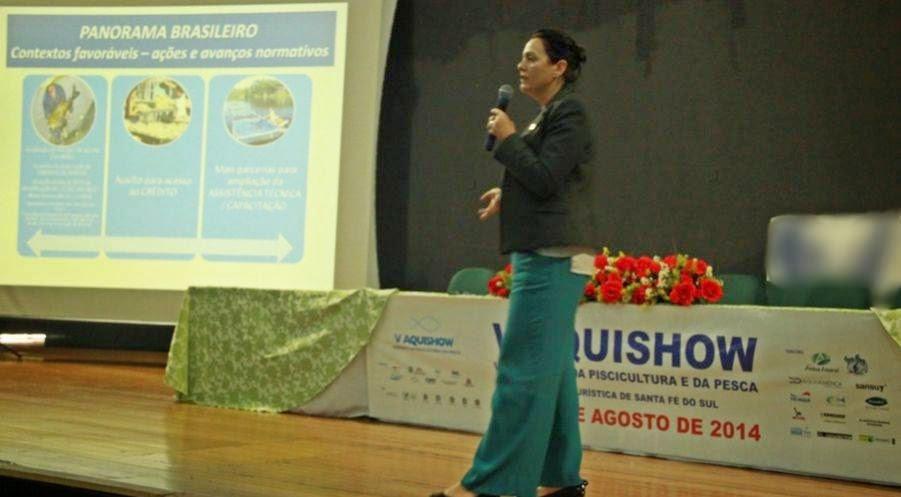 Crise Hídrica foi o assunto principal na abertura da Aquishow.