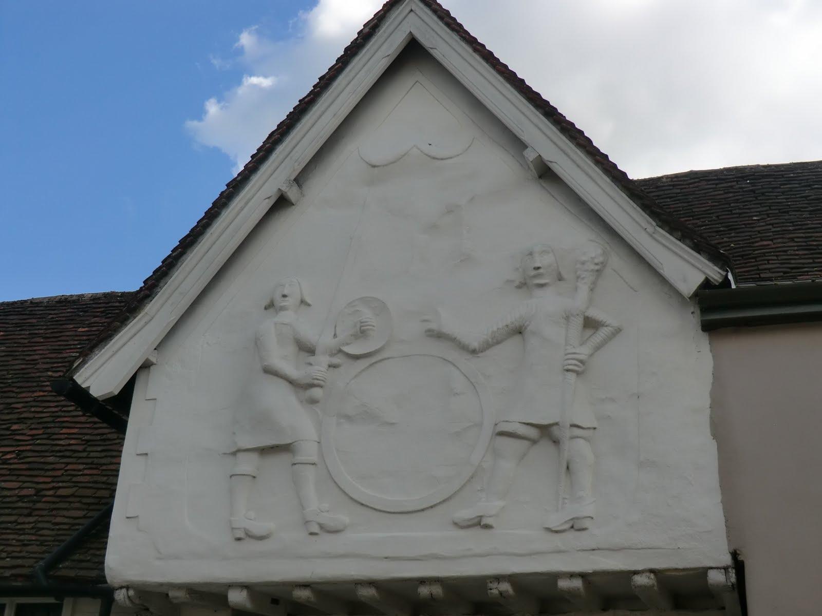 CIMG9785 Old Sun Inn, Saffron Walden