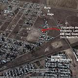 Foto Satelital Primeros Terrenos